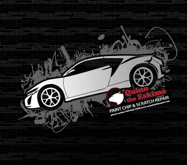 Playful, Upmarket, Automotive Graphic Design for Quinn The