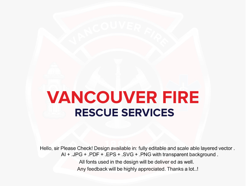 Serious, Traditional, Fire Department Logo Design for Do not