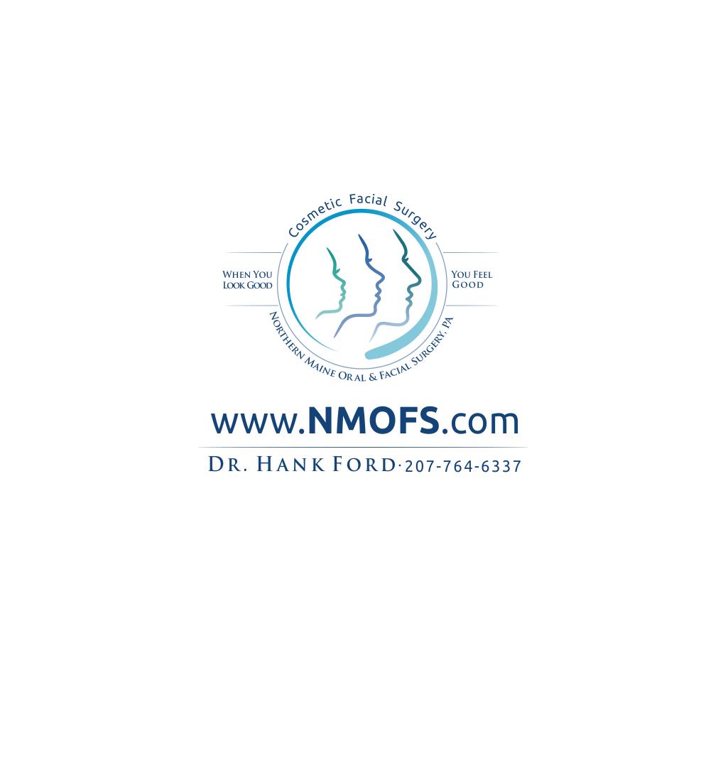 Bold, Modern, Doctor Logo Design for NMOFS, Northern Maine Oral