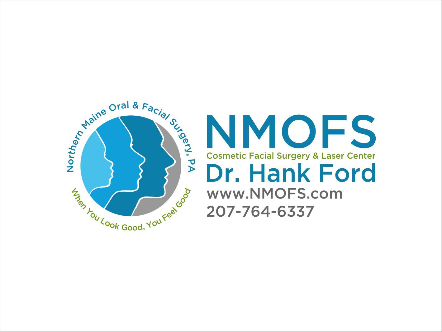 Bold, Modern, Doctor Logo Design for NMOFS, Northern Maine