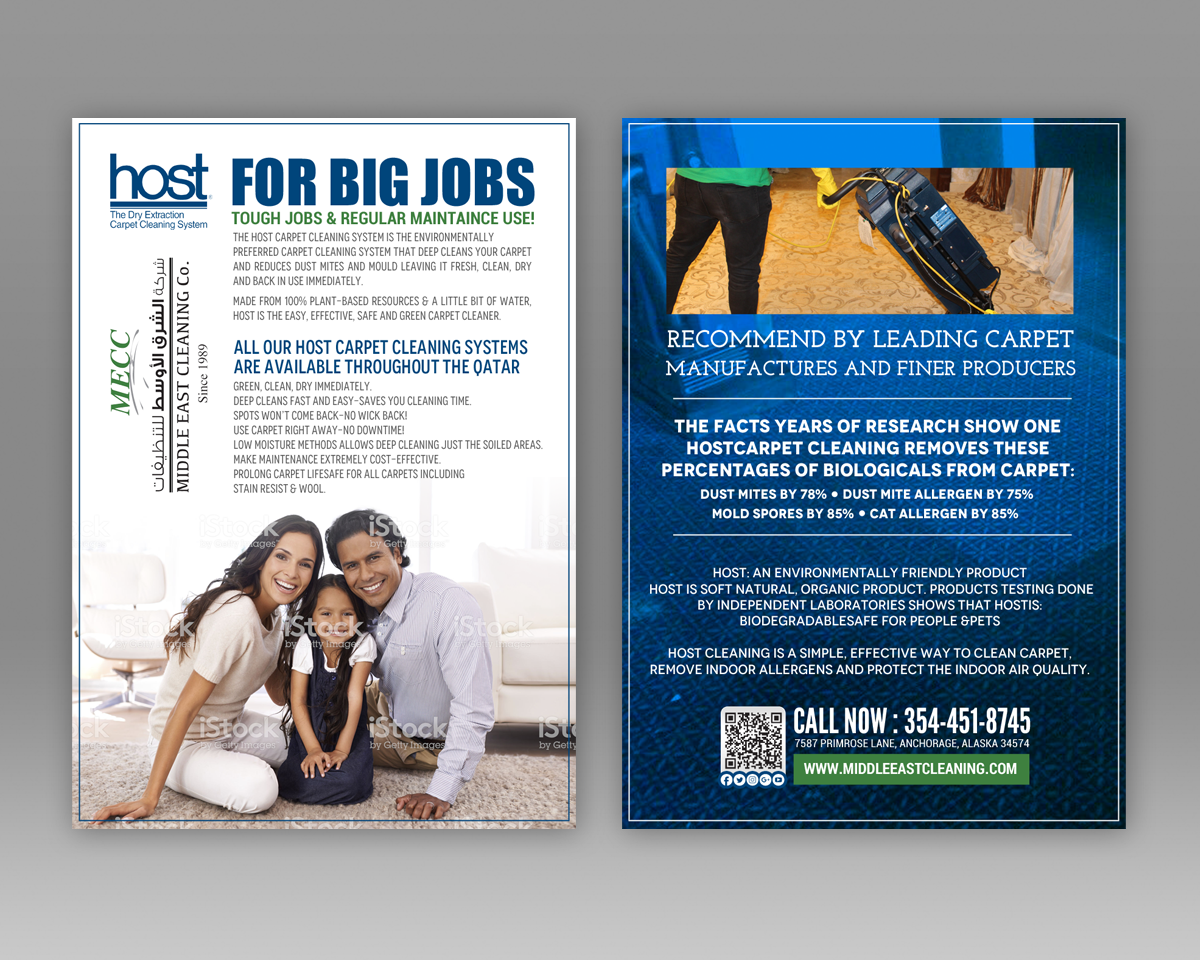 House Cleaning Flyer Design