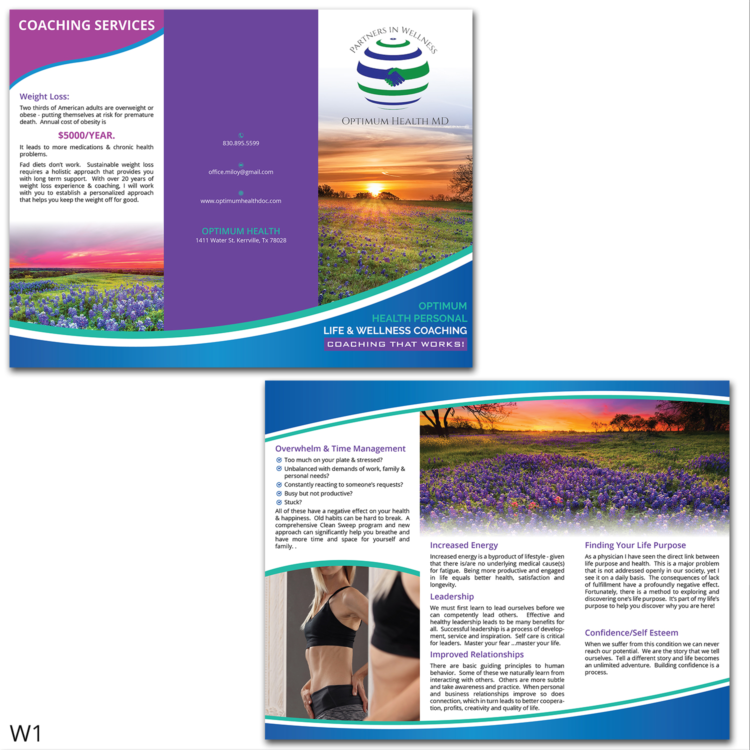wellness coaching services