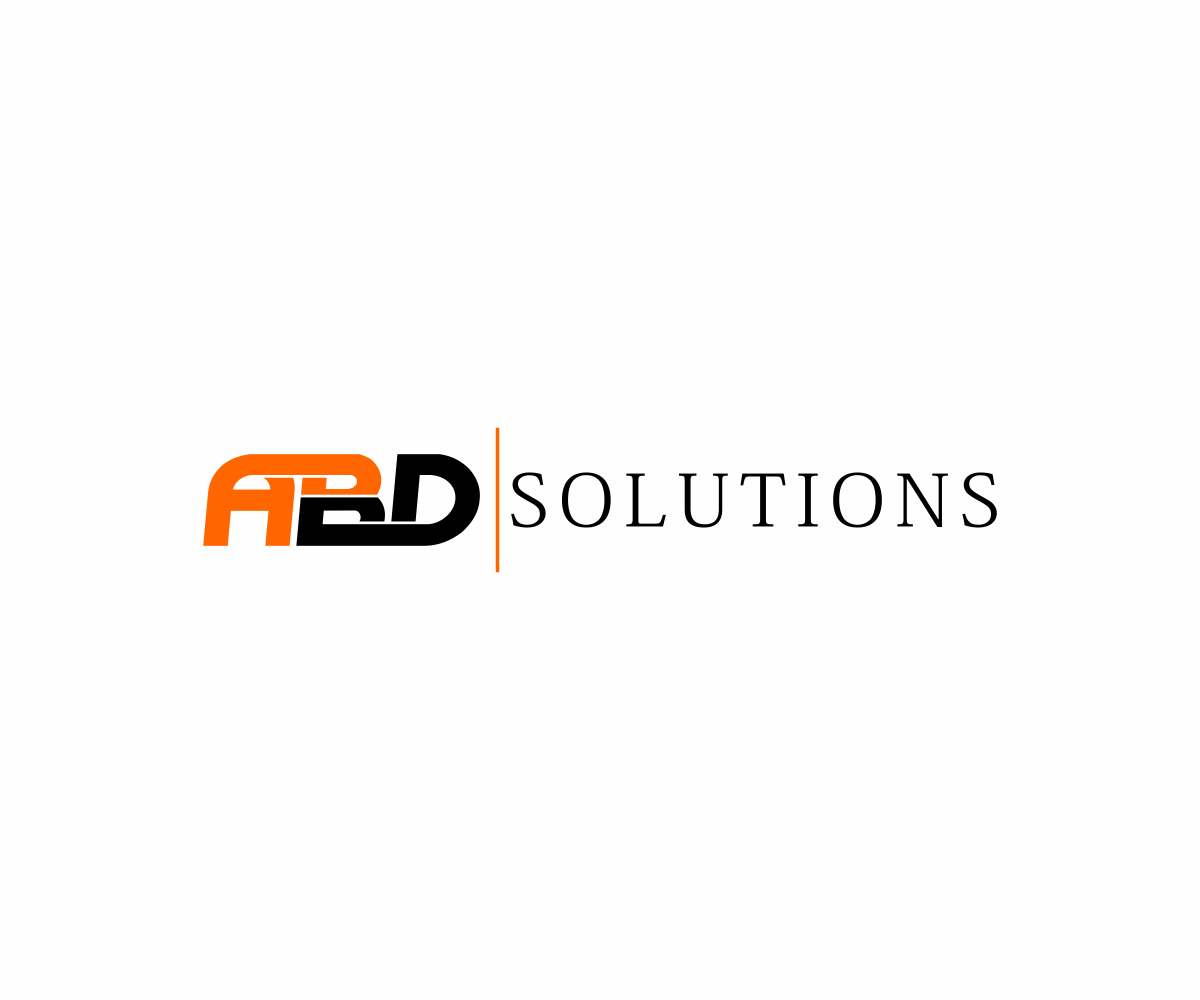 Logo Design By Yuangga14 For ABD Solutions