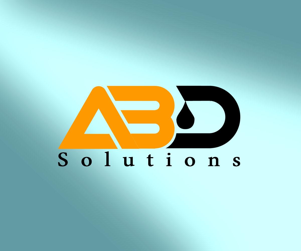 Elegant Playful Logo Design For ABD Solutions In United States