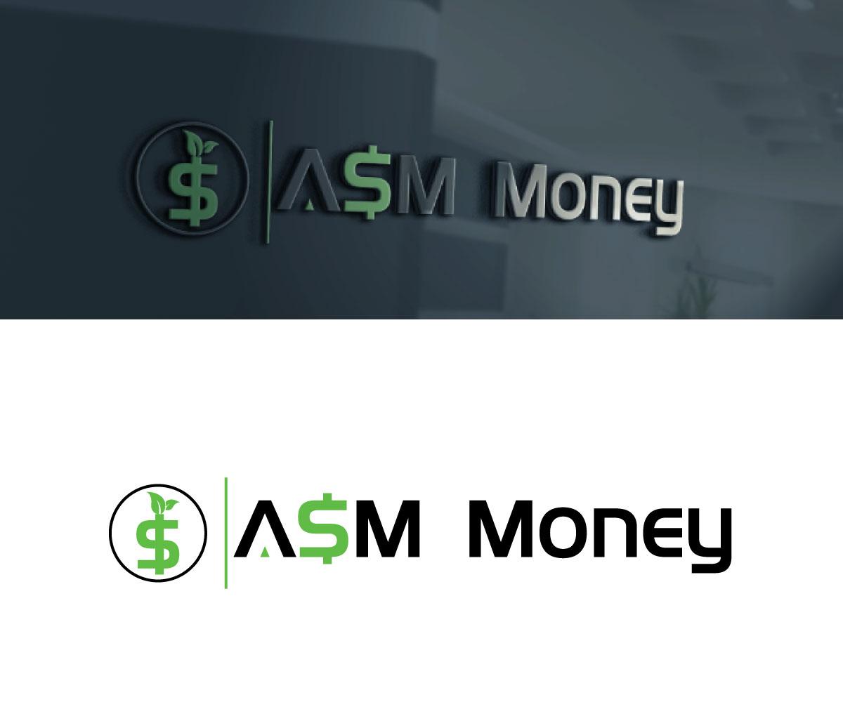 Modern, Professional Logo Design for ASM Money