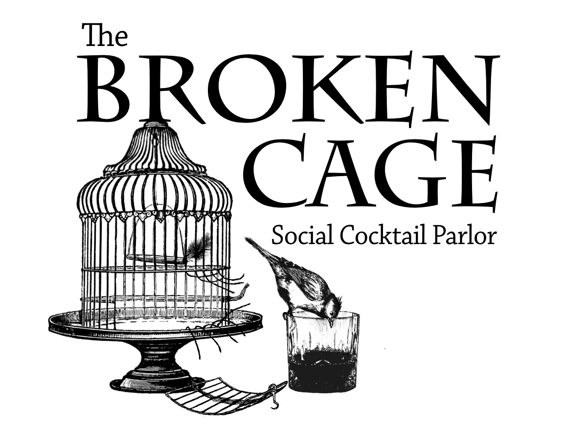 Black and White Broken Cage Logo Design by  priscilla.lorraine