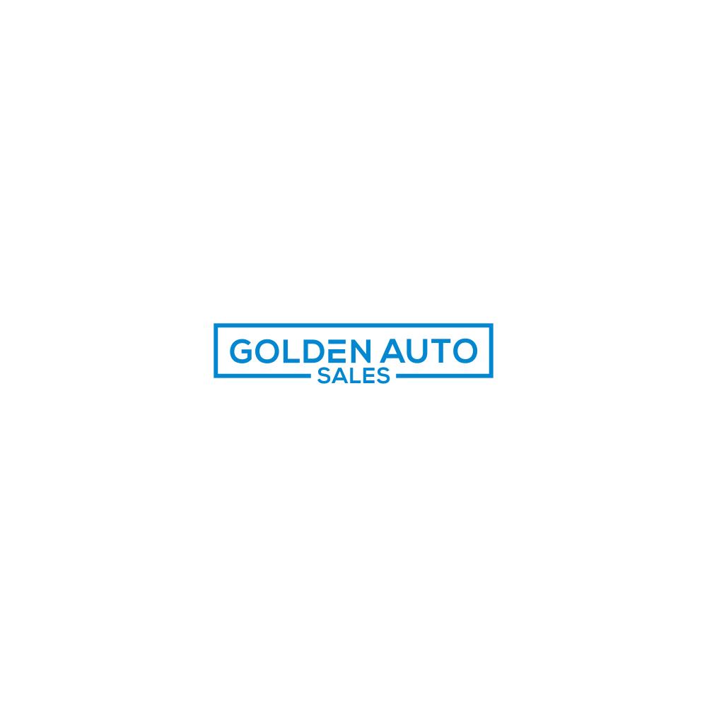 Professional, Masculine, Car Dealer Logo Design for Golden