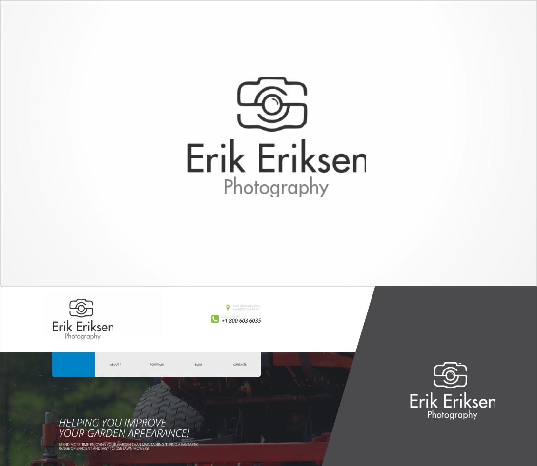 Modern, Professional, Photographer Logo Design for 1