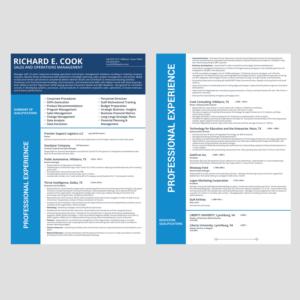 Resume Design - Custom Resume Design Service
