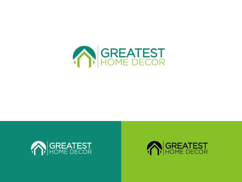 Logo Design For Greatest Home Decor By Al Rifat Design 20067970