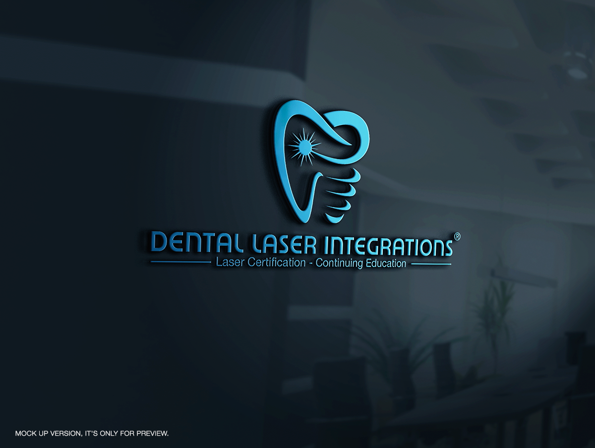 Modern, Professional, Dental Logo Design for Dental Laser