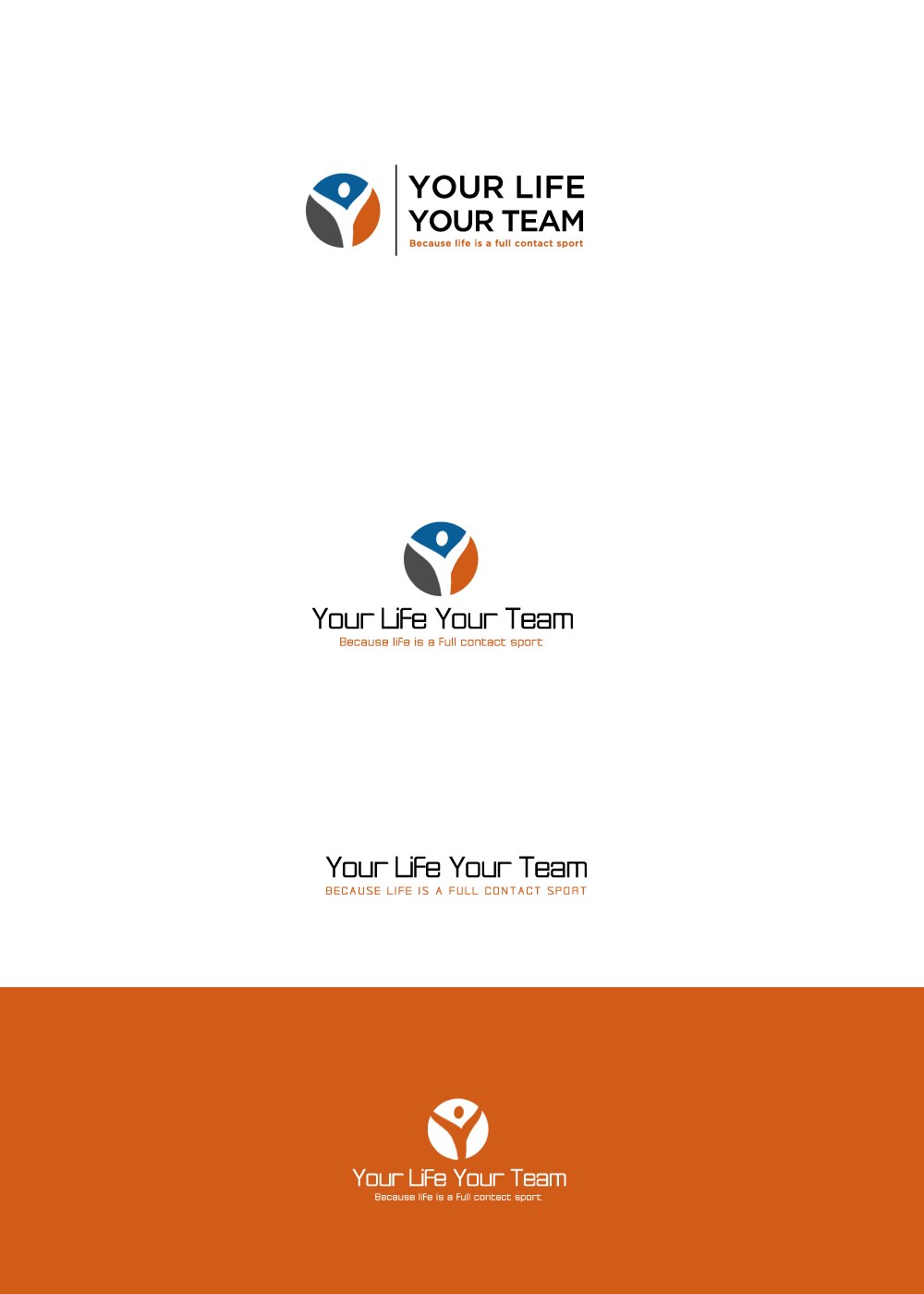 80c4ff4b1 Playful, Bold, Leadership Logo Design for Your Life Your Team (maybe ...