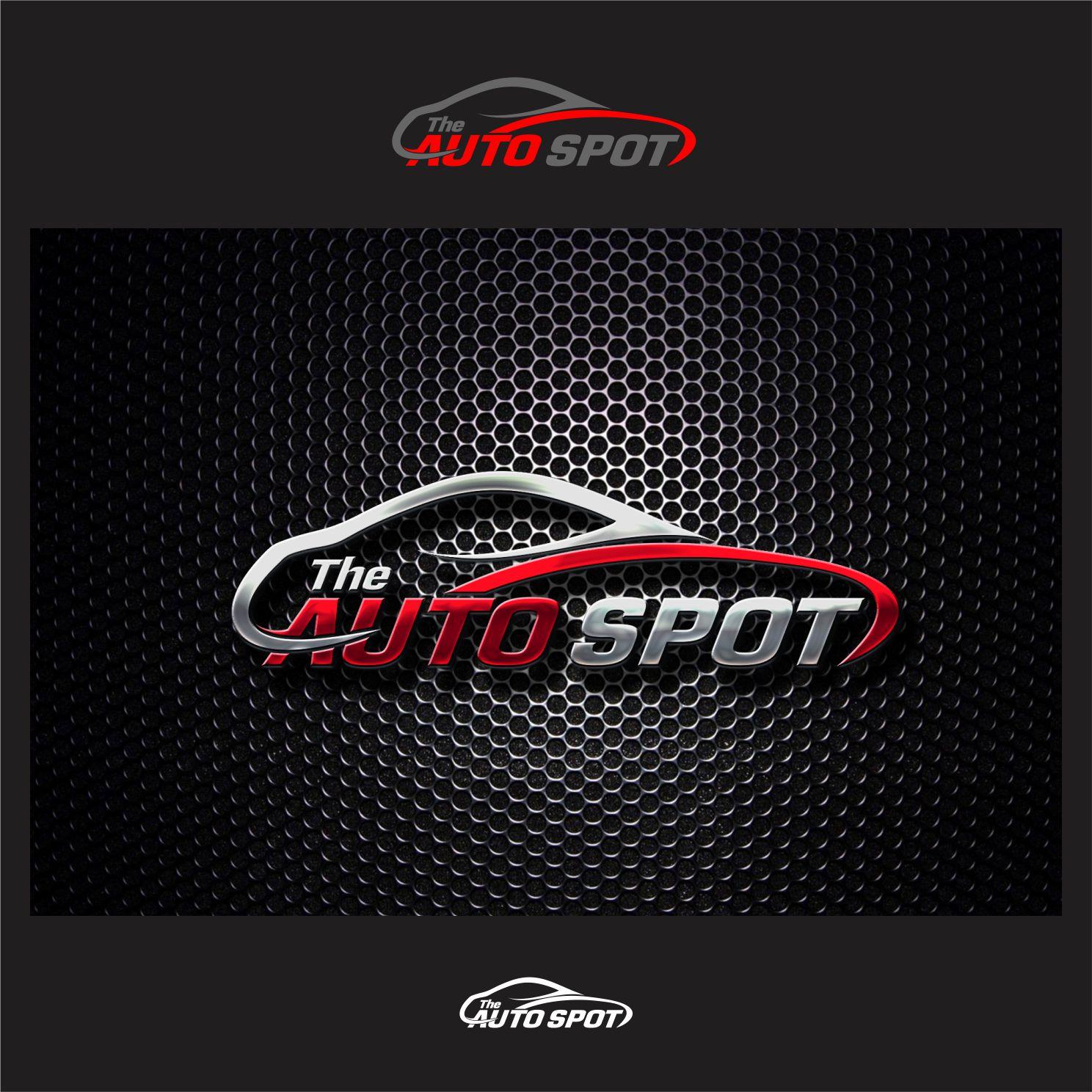 Car Dealer Logo Design For The Auto