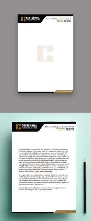 Stationery Design by anshtoyj