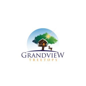 Grandview Treetops | Logo Design by creative.bugs