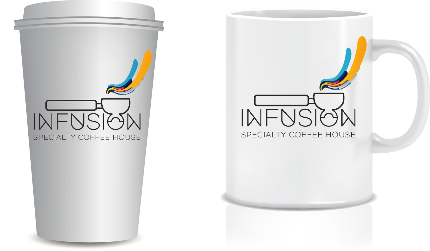 Modern Elegant Cup And Mug Design For A Company By Snehalatamitra Design 20171491