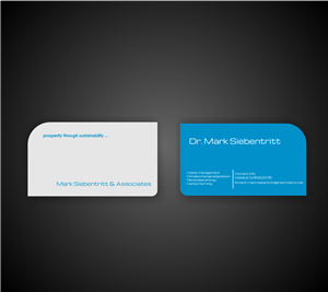 Consultant Business Card Design And Name 704467