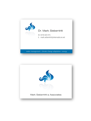 Free Management Consultant Business Card Design 693265