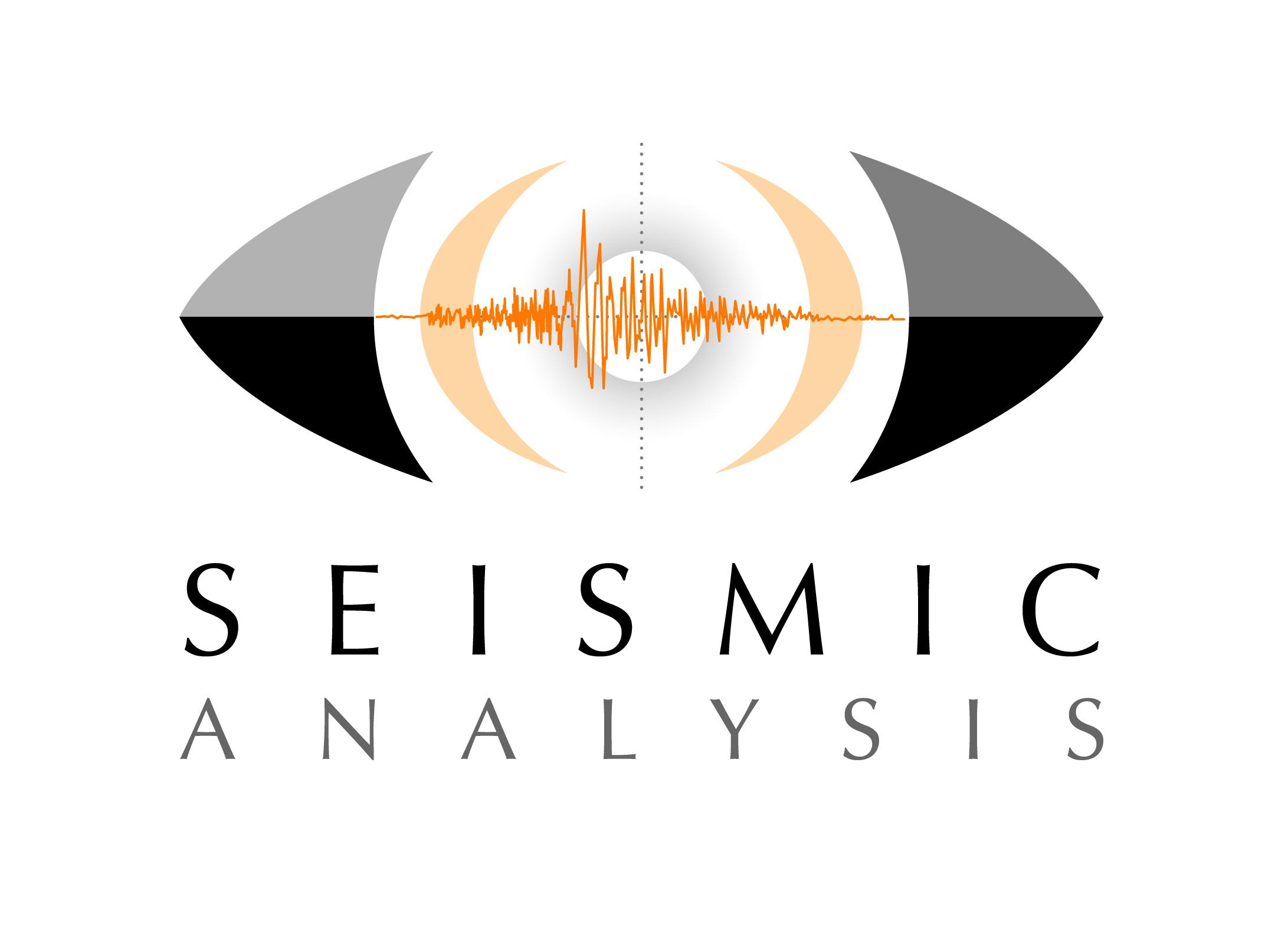 Modern professional software logo design for seismic for Logo drawing program