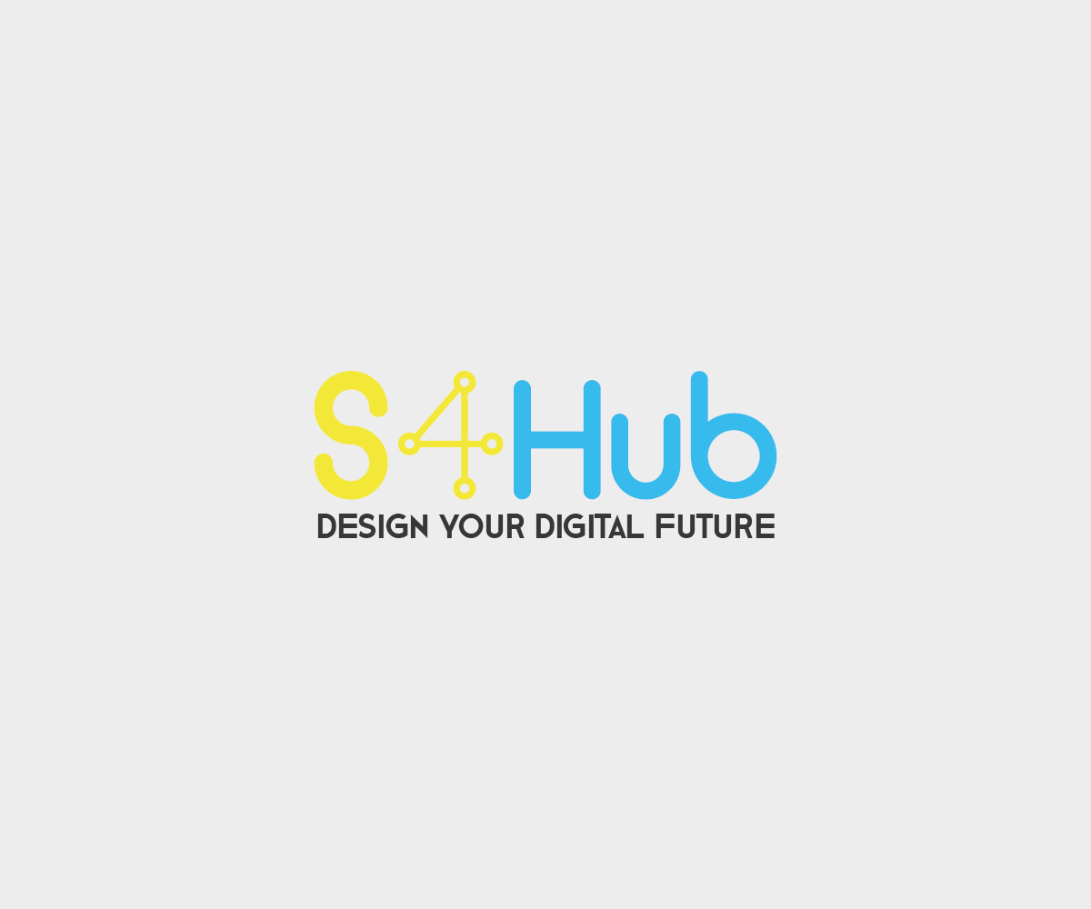 ab6ef105 Modern, Professional Logo Design for S4Hub - the slogan is