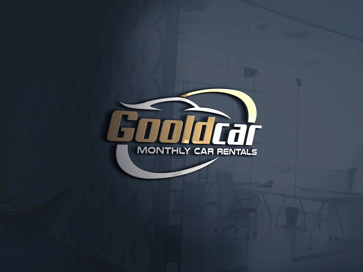 Elegant Serious Car Rental Logo Design For Gooldcar Car Rental And Subscriptions By Farhad Creative Design 20255970