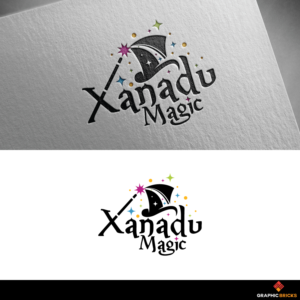 Logo Design for Xanadu Magic by Ritme | Design #20278984