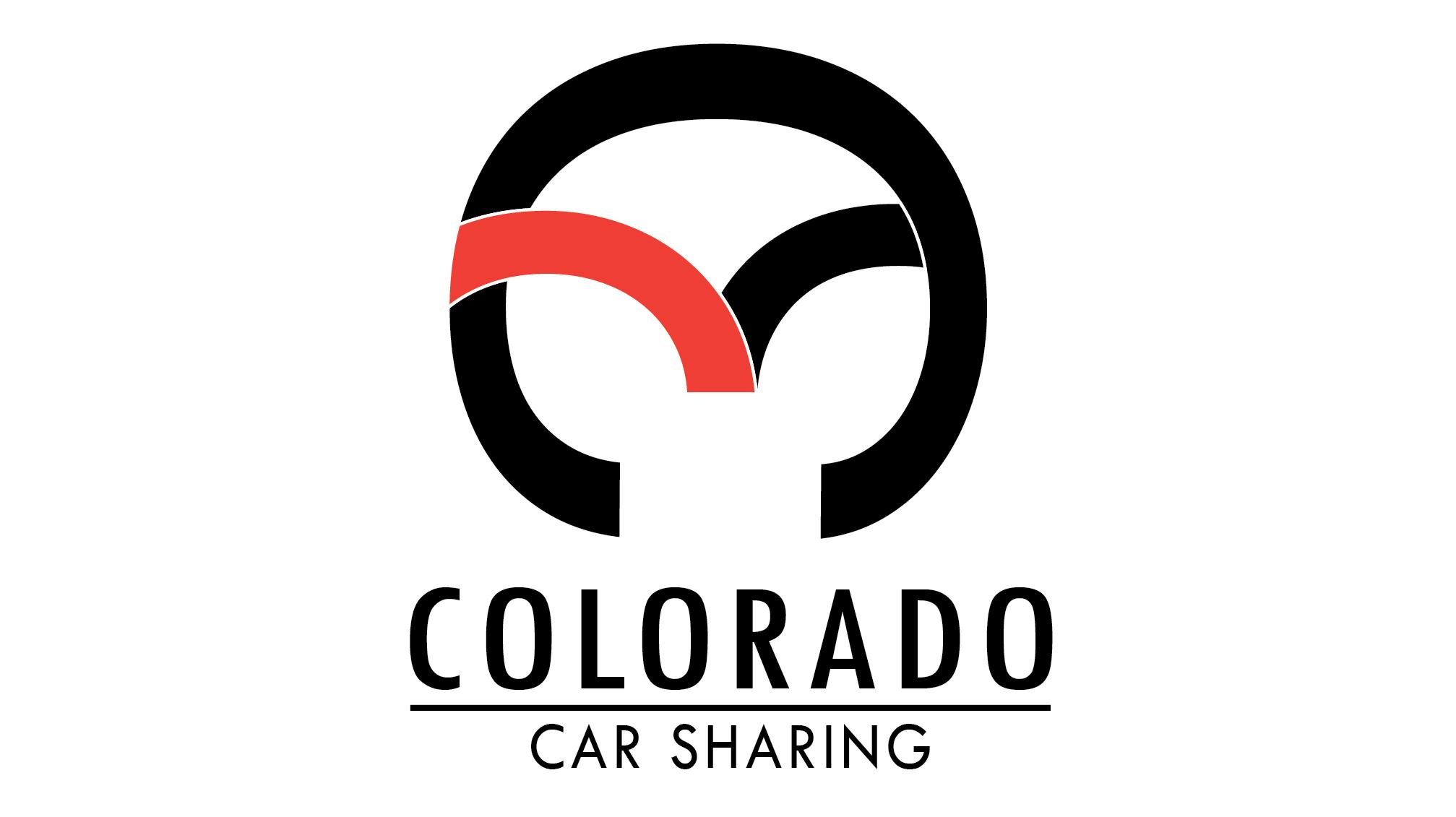 Modern Bold Car Rental Logo Design For Colorado Car Sharing By