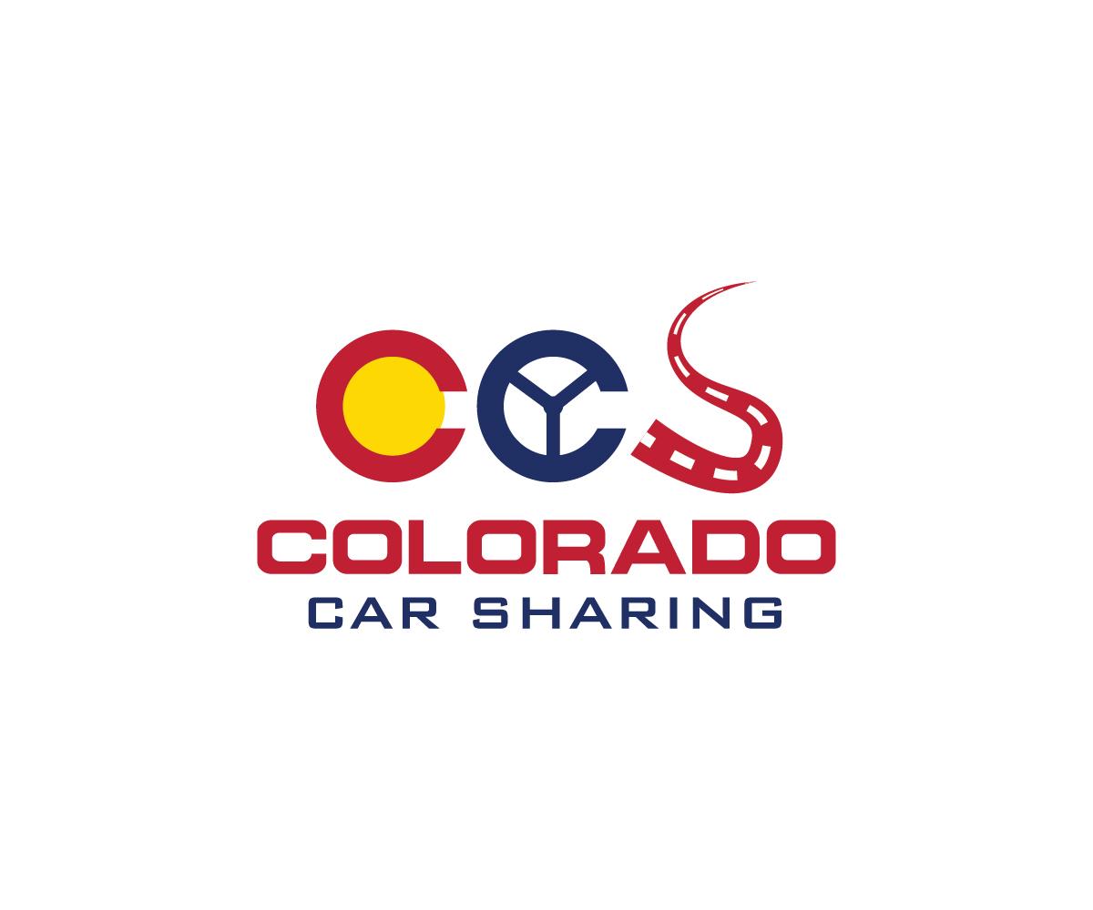 Modern Bold Car Rental Logo Design For Colorado Car Sharing By Rab