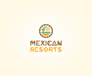 Mexican Resorts | Logo Design by luiz otavio I DESIGN