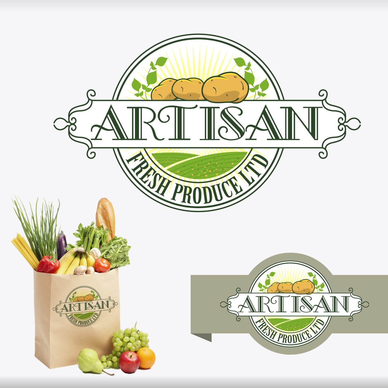9f41c33c785 Logo Design for Artisan Fresh Produce Ltd by adigoofy 2