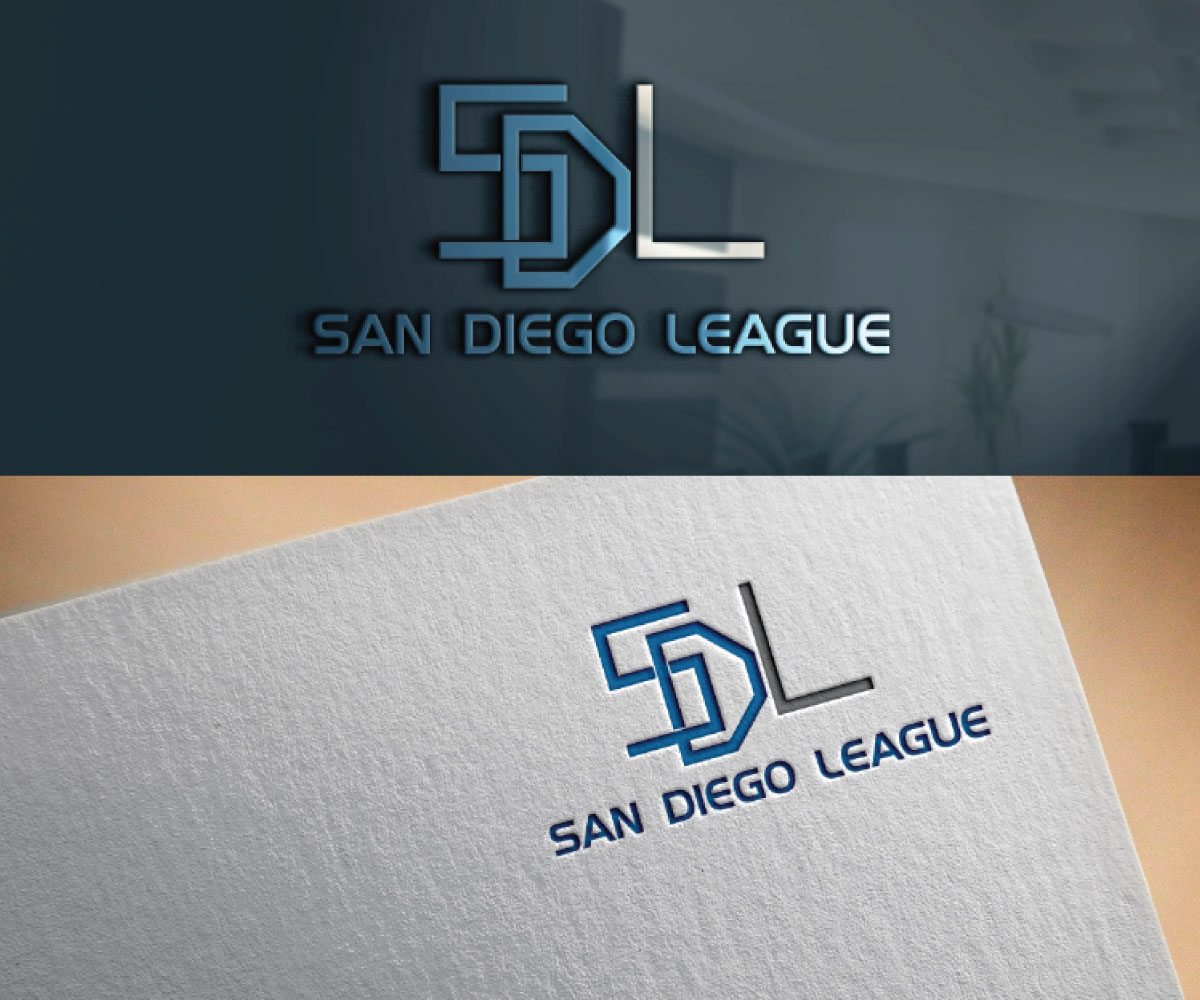 Bold, Modern, Recreation Logo Design for San Diego League by