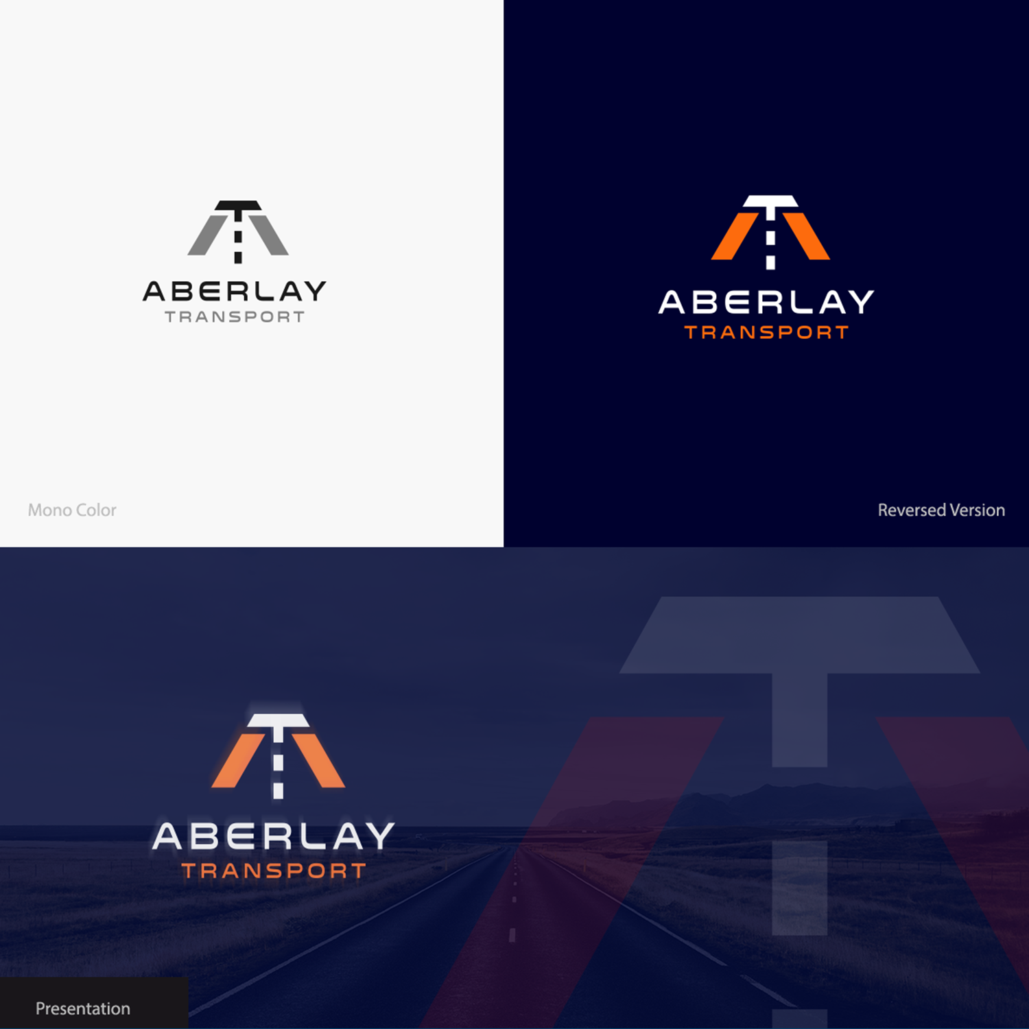 Elegant, Playful Logo Design for Aberlay Transport by