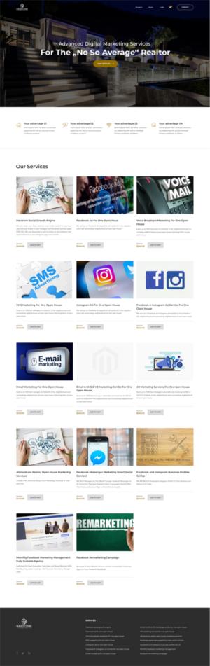 Digital Marketing Web Designs 114 Websites To Browse