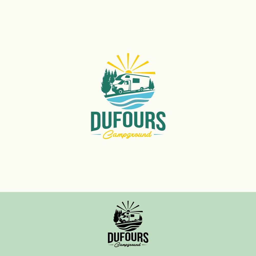 Campground Logo Design