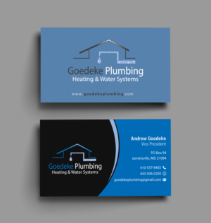 Plumbing Business Card Designs 217 Business Cards To Browse