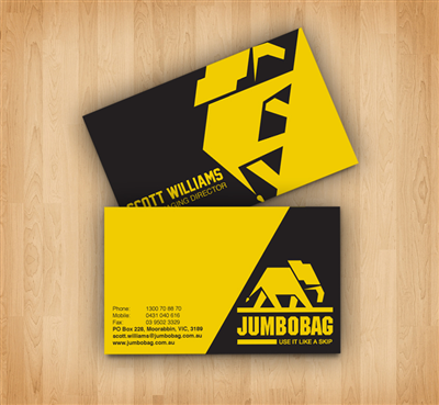 Business Card Design by Matthew Orman