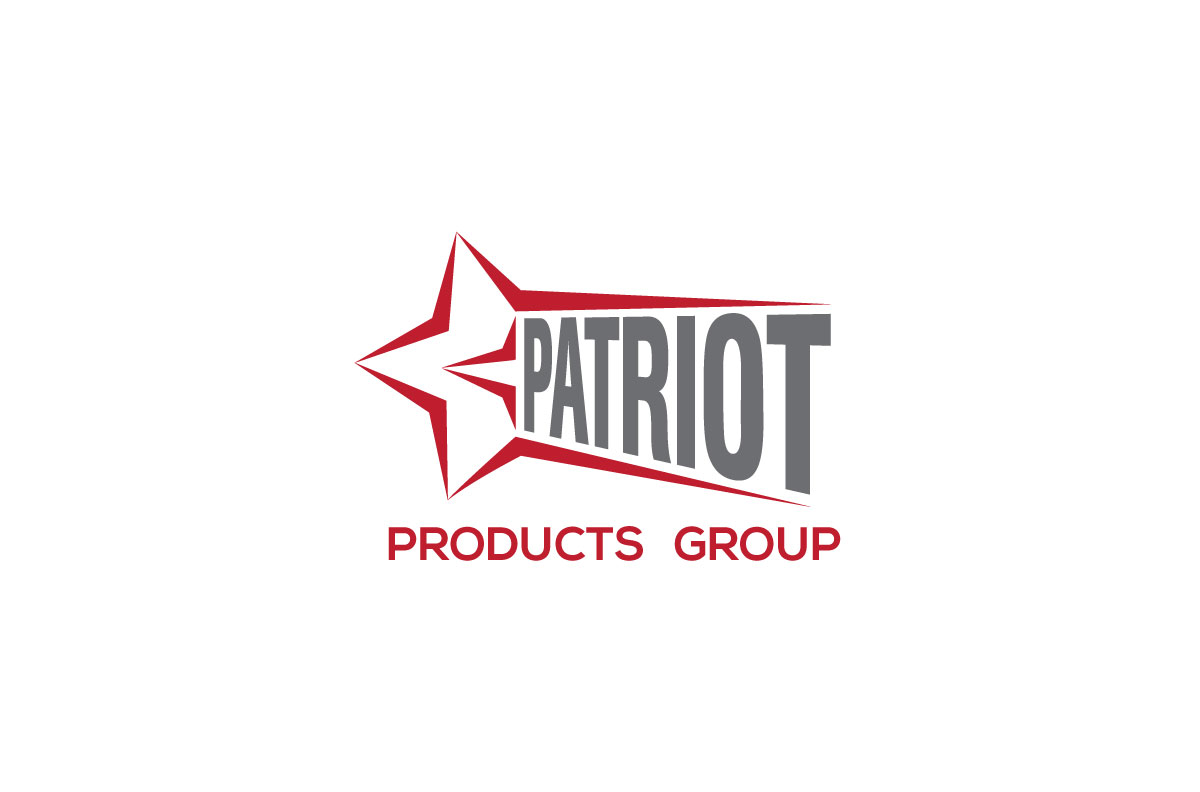 Elegant, Playful Logo Design for Patriot Products Group and