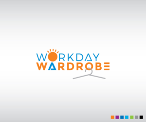 Modern, Professional Logo Design for Workday Wardrobe by R M