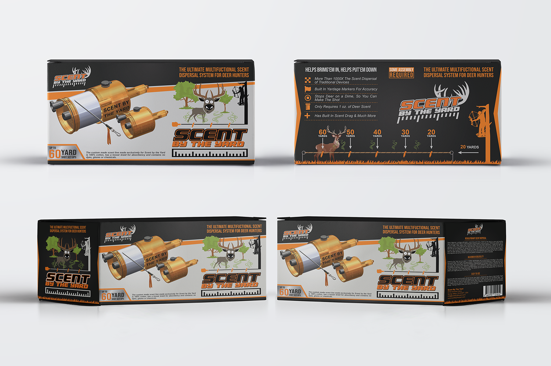 Playful Packaging Design For Scent
