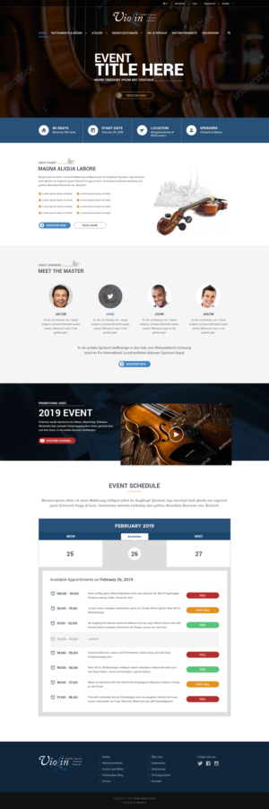Wordpress Theme Design Custom Wordpress Theme Design Service