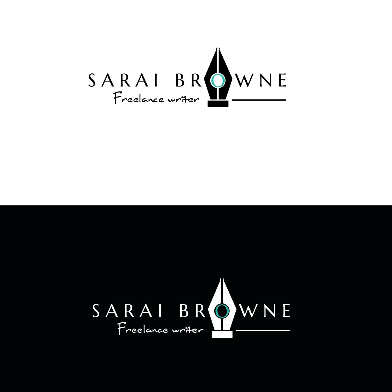 Elegant, Playful, Writer Logo Design for My name, Sarai Browne  by