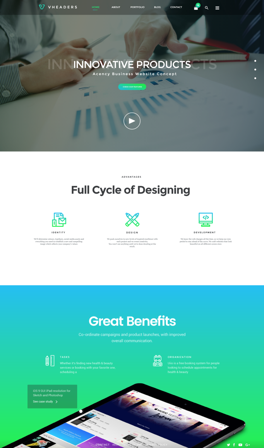 Modern Professional Business Consultant Web Design For My Small Business Coach By Anggphatii Design 20678661