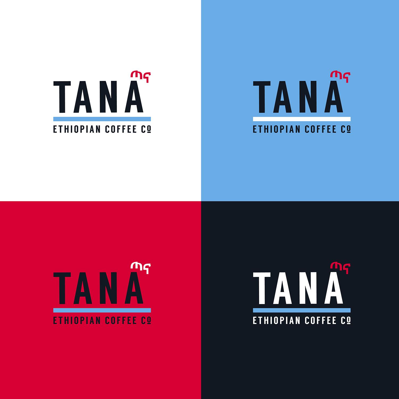 Logo Design for TANA Ethiopian Coffee by 2chestudio | Design