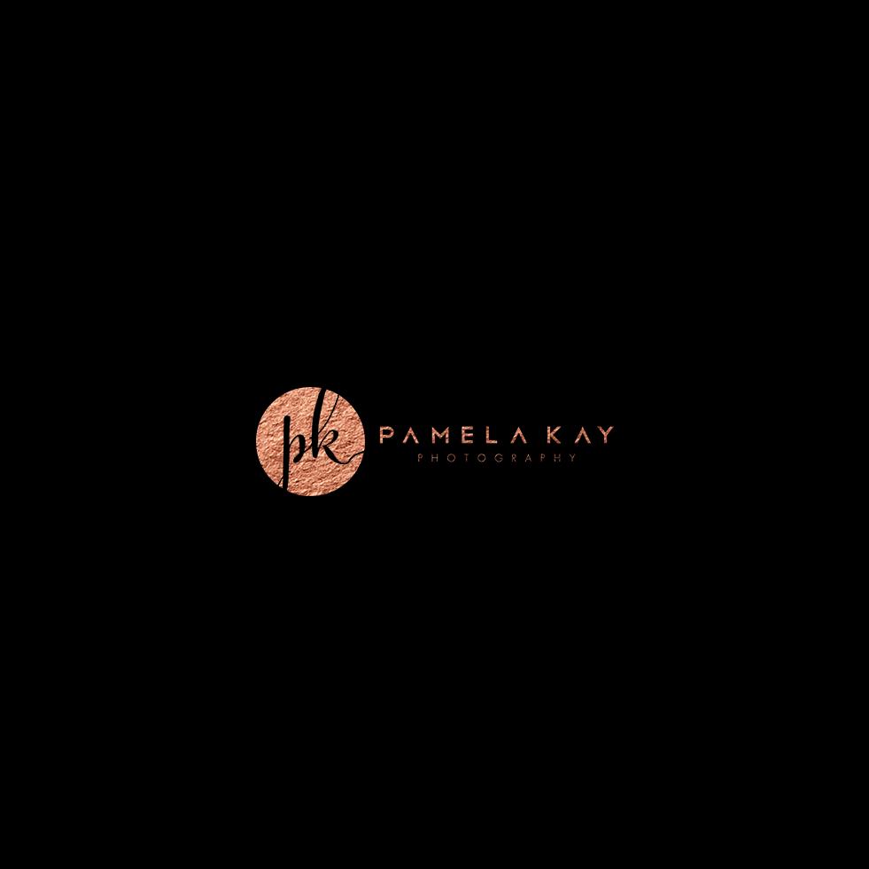 Traditional Feminine Fashion Photography Logo Design For Pk Pamela Kay Photography Photography By Weiarts Design 20735745