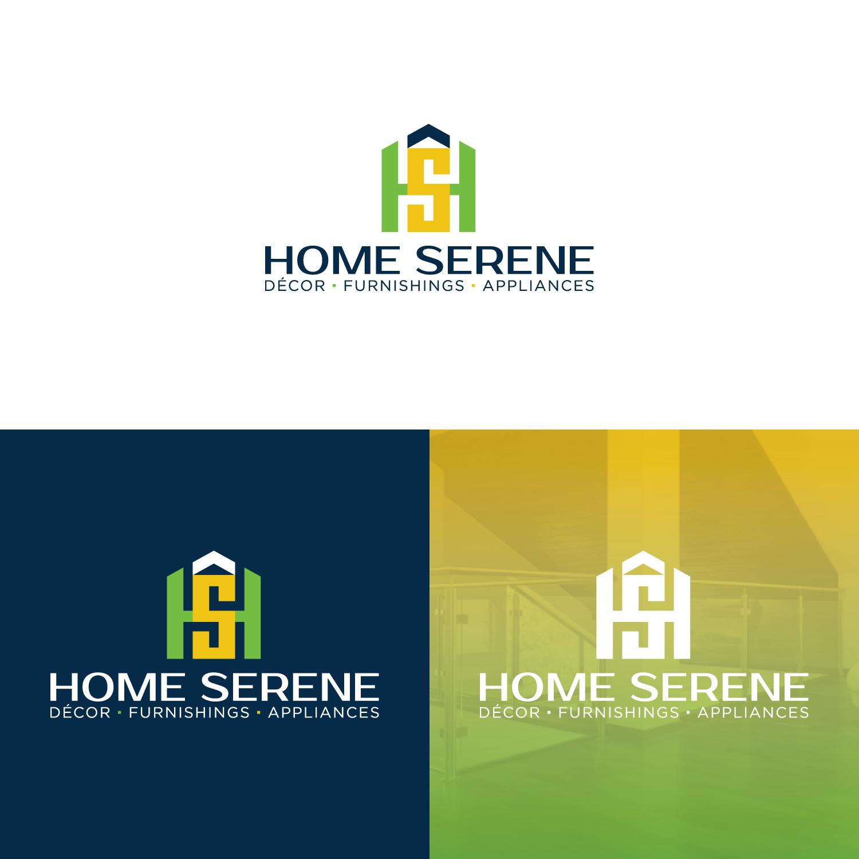 Upmarket Home And Garden Logo Design