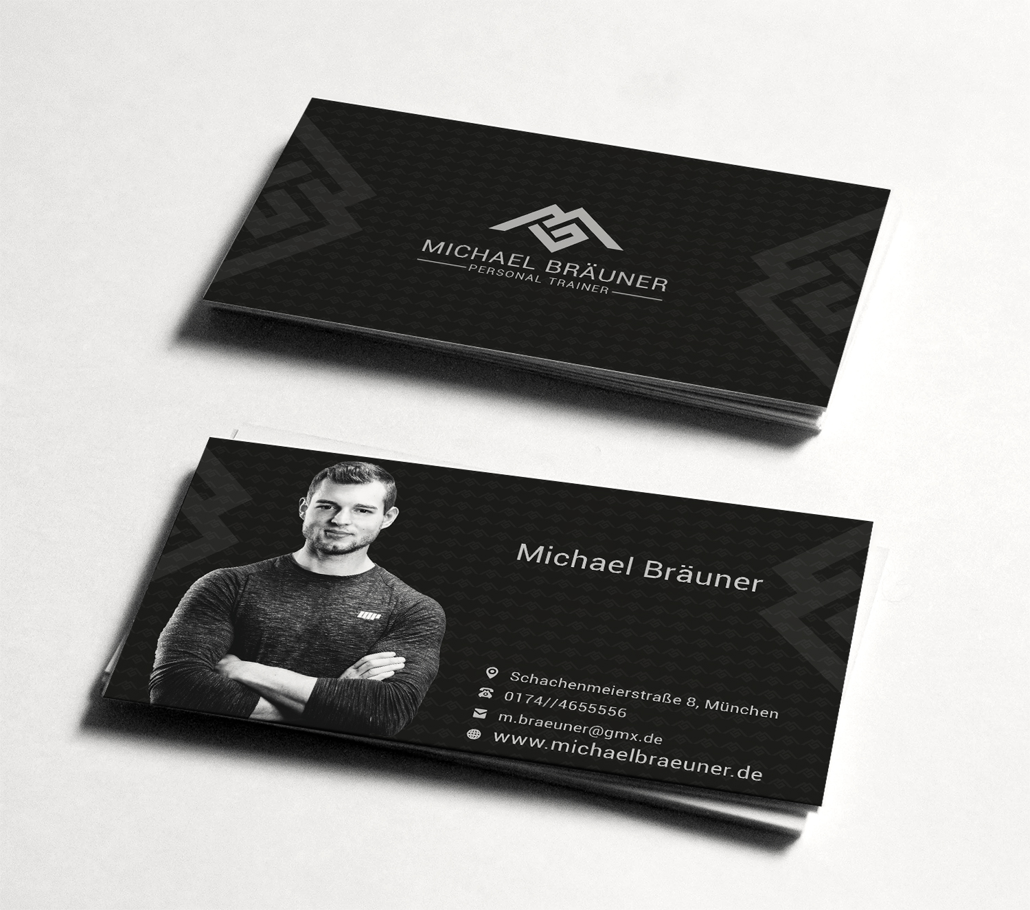 Elegant, Playful Business Card Design for a Company by RAHMAN
