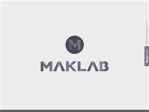 Logo Design job – MAKLab – Winning design by MergeStudio