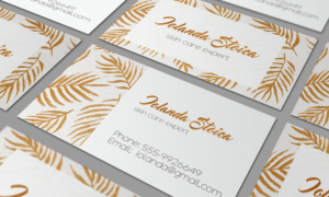 Female Business Card Designs 49 Cards To Browse
