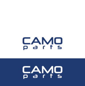 Elegant, Modern, Aviation Logo Design for CAMO Parts by