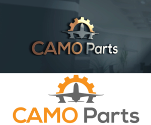 Elegant, Modern, Aviation Logo Design for CAMO Parts by renderman